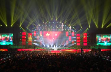 LED舞台灯光设备的发展过程